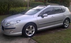 Fabrikaat: Peugeot Model: 407 Mylafstand: 141,000 Kms