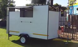Brand New Fast Food/ Mobile Kitchen/ Catering Trailer