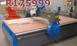 EasyRoute 1300�2500 High-Torque 6.5kW CNC Wood Router