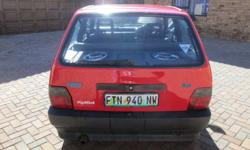 Fabrikaat: Fiat Model: Uno Mylafstand: 228,000 Kms