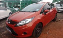 FINANCE AVAILABLE 2011 MODEL FORD FIESTA 1.6 ORANGE