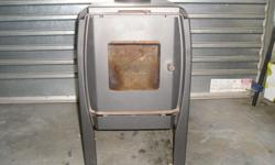 Amesti Fireplace for Sale, good condition. Contact: