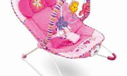 Fisher Price Cozy Time Bouncer Chair BRAND NEW in the