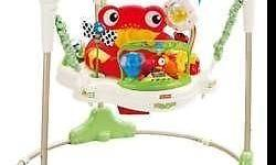 Identical fisher Price jumperoo for sale or swap for