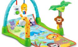 Soort: Gyms Fisher Price Mix and Match Musical Gym -