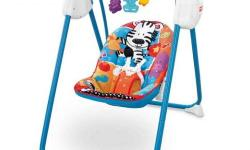 Soort: Swings Fisher Price Fold and Stow Swing Still