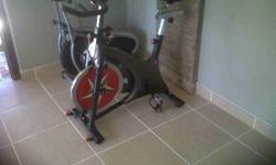 Beskrywing x treme Fitness bike, new!