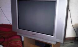 Telefunken TV 74cm flat screen with remote for Sale in