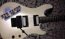 I am selling my Cort Katana KX5FR Floyd Rose guitar,