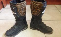 I have a set of Fly Maverik MX Boots in very good