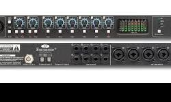 With eight channels of Focusrite preamplification and a