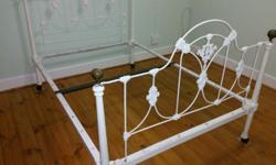 Need space. Single bed - R250 Victorian double bed -