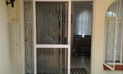 We are manufactures of aluminium insectscreens