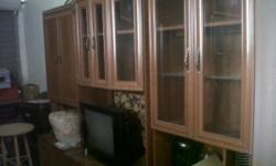 Soort: Furniture 3 piece large wall unit