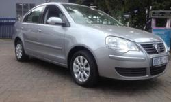 For sale : 2008 Volkswagen Polo 1.6 Comfortline Reg No: