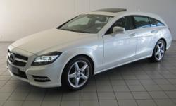For sale : 2013 Mercedes-Benz Cls Shooting Brake 500