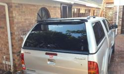 For Sale - Canopy for Toyota Hilux Double Cab (2010