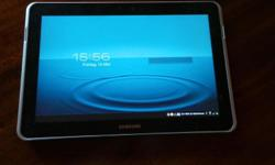 I'm selling my Samsung Galaxy Tab 10.1N Tablet