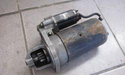 Ford-pinto-2litre-complete-starter-for-sale.