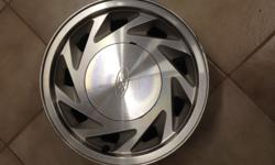 "A set of 4 x 15"" rims from a Ford Clubwagon. 7J width"