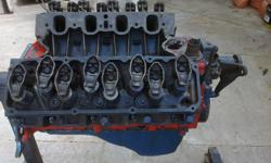 Ford 351 Cleveland V8 sub assemblies, includes
