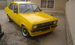 Fabrikaat: Ford Model: Escort Mylafstand: 12,345 Kms