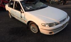 Ford Fairmont Stripping for Spares .0716031983 /