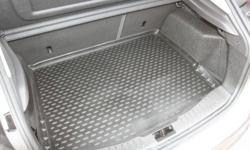 Ford Focus 3 hb - TPE Boot Liner / Boot mat Ford Focus