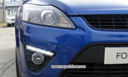 Ford Focus two compartments DRL LED Daytime Running