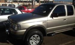 Fabrikaat: Ford Model: Ranger Mylafstand: 163,000 Kms