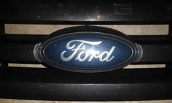 Original Ford Ranger Wildtrak Grill for sale, virtually