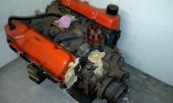 FORD V8 CLEVLAND MOTOR. Was removed from a running