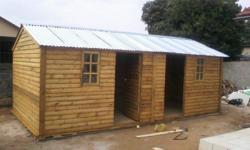 We build and move Wendy Houses,no matter how big or
