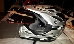 Helmet(S 55-56cm) offer a price..good condition Chest