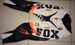 Fox Size 34 MX pants for sale. I have 11 pairs of Fox