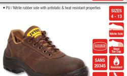 Safety shoes for sale. Choose from a lot of brands we