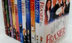 All 11 boxed seasons of Frasier in good condition for