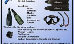 Soort: Sports There is now an outlet for spearfishing