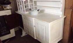 Must see our array of French dressers! All white very