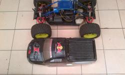 Beskrywing FS Racing monster truck for sale with remote