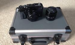 I am selling my beloved Fujifilm X-Pro1 camera with