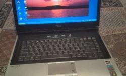 I'm selling my Fujitsu Siemens laptop as I don't use it