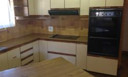 Soort: Kitchen FULLY FITTED KITCHEN - excludes double