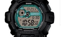 G-Shock G-LideModel No GLS-8900-1Free Delivery to your