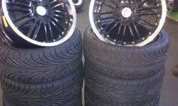 "17"" 4/100 RAZOR @R3890   (WIDE AND NARROWS) RIM ONLY"
