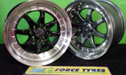 "G FORCE TYRES --15"" 4/100-108 ! 8J, ALL ROUND  CALL="