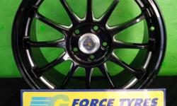 "G FORCE TYRES...18"" WHEELS @ 17"" DEALS..TO FIT"