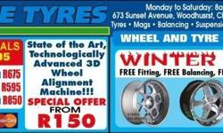 G FORCE TYRES !!  DEALS ON LEADING BRANDS OF WHEELS &