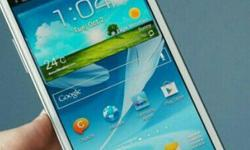 Samsung Galaxy Note 2 32gig White with SPen model 7105