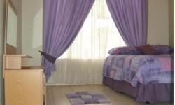 Self-catering and Fully Furnished Room available in